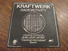 45 tours KRAFTWERK radioactivity