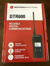 Motorola DTR600 Two Way Radio New