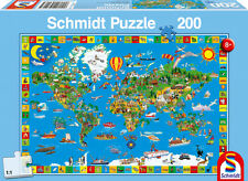 Schmidt Jigsaws Your World (200 Pieces) SCH56118