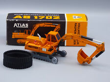 Atlas AB1702 Crawler Deep Spoon Excavator  Nzg DieCast Model 104 1:50