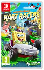 Nickelodeon Kart Racers Nintendo Switch Game &