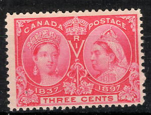 CANADA 1897 3c Jubilee MNH SG 126 Scott 53