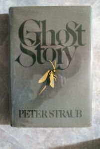 Ghost Story by Peter Straub 1st ed