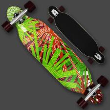 Longboard Freeride Streetsurfer Komplettboard Komplett Skateboard Long Board NEU