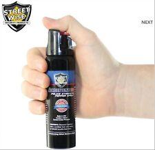 New Pepper Spray 230,000 SHU HOT Large 4 oz Self Defense 23 Police, UV Mark Dye