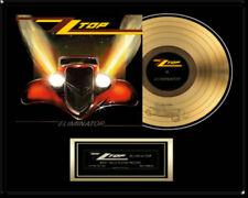 ZZ TOP ELIMINATOR GOLDENE SCHALLPLATTE LP02039