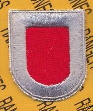 503rd Airborne Infantry Regt 173rd beret flash patch