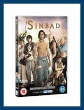 SINBAD - COMPLETE TV SERIES SEASON 1  ***BRAND NEW DVD ***
