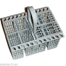 Genuine Hotpoint Indesit Dishwasher Grey Cutlery Basket Tray Cage C00257140