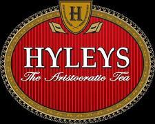 500 bags Hyleys English Ceylon Scottish Aristocratic Breakfast  Black Green Tea