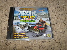 Arctic Stud Poker Run (PC Game, 2008) New and Sealed in jewel case