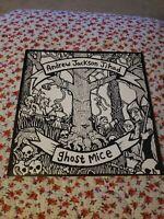 "Andrew Jackson Jihad / Ghost Mice 12"" Split RARE OOP Plan-It-X Records LP"