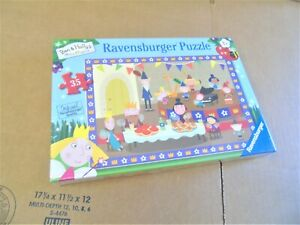 NEW Ben and Hollys Little Kingdom Puzzle Jigsaw Ages 3 and Up