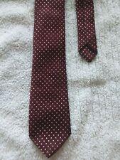 Vintage John and Lois silk tie, 7cm