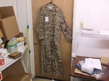 NEW USMC Desert Camouflage Pattern Coveralls Size Large Regular (R)