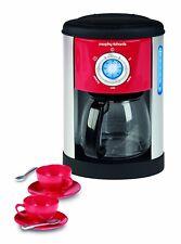 Casdon Morphy Richards Falso Juego Café Cafetera Y Tazas Playset de Juguete
