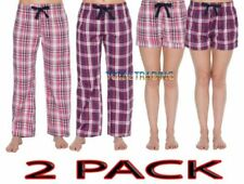 Ladies Full Length Check Nightwear for Women