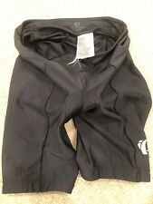 Pearl Izumi Select Women's Black Padded Cycling Bicycle Shorts Size L
