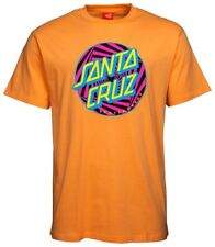 SANTA Cruz a T-Party Dot-Skateboard T SHIRT-LARGE