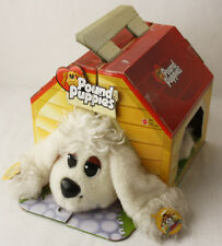 """AMAZING VERY RARE 2004 POUND PUPPIES CARRY & PLAY 12""""/30cm MATTEL NEW SEALED !"""