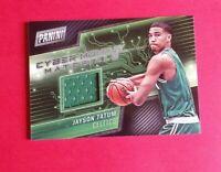 2017 panini Cyber Monday Jayson Tatum rookie Jersey card Boston Celtics star