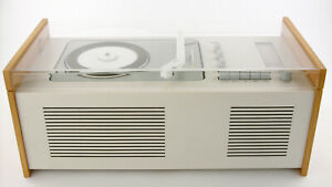 BRAUN SK 61 DIETER RAMS Snow Coffin Hans Gugelot Radiogram Radio Record Player