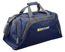 Mens Large Big Holdall Duffle Bag SPORTS GYM TRAVEL WORK LEISURE / MIG NAVY 26