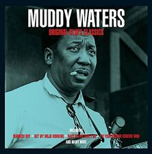 Muddy Waters - Original Blues Classics (Vinyl LP) NEW/SEALED