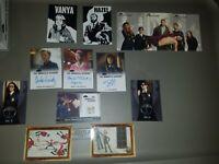 Rittenhouse Umbrella academy 2 Boxes Opened W/ 3 Autos And Vanya Relic, Autos...