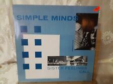 Simple Minds – Sister Feelings Call / Vinyl LP