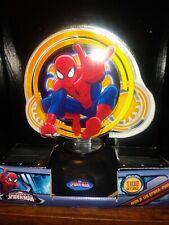 2012 Rare Ultimate Spiderman Neon & Led Light