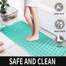 "TIKE SMART Non-Slip Bathtub Mat 31""x16"" (for Smooth/Non-Textured Tubs Only) Safe"