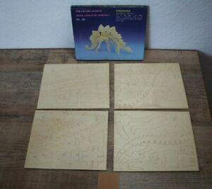 Stegosaurus kit Animal Craft Dino Skeleton Assembly Nr.305.