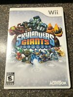 Skylanders Giants - Nintendo Wii - Works on Wii U - Clean & Tested Working