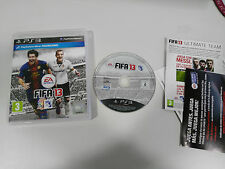 FIFA 13 PS3 PLAYSTATION 3 SPANISH EA SPORTS