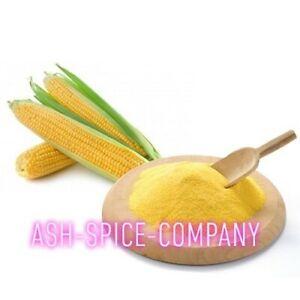 Cornmeal Fine Ground Flour (Polenta) Premium Stock Free UK P&P Select Size