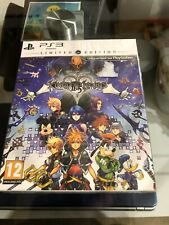 Kingdom Hearts HD 2.5 ReMIX -- Limited Edition (Sony PlayStation 3, 2014)