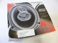 Mac Audio MXX CAR HIFI AUTO installazione altoparlanti 4 Ohm 100/300w MAX 3 vie CHR