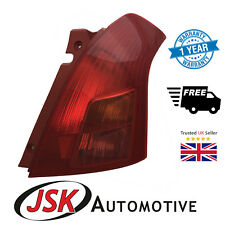 Genuine Suzuki Rear Light Driver Side for Swift 2005-2008 Right Hand Tail Lamp