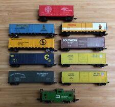 N Scale Modern Freight Car Lot #2