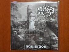 Daimoth - Inquisition  Brazil Black / Thrash Metal Demo on CDR