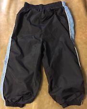 Reebok Athletic Pants Boys Size 3T blue