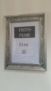 Beautiful hand crafted photo frames - A3, A4