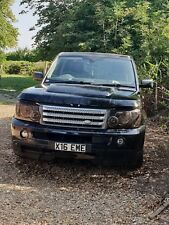 Range Rover Sport 4.2 Supercharged 55 Plate Spare / Repair Project