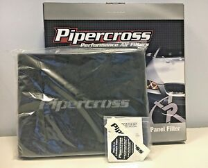 PP1920 PIPERCROSS PERFORMANCE AIR FILTER BMW X5 X6 E70 E71 3.0sd 3.5d 3.5dX