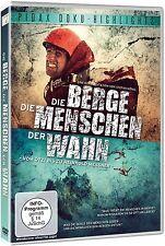 Die Berge die Menschen der Wahn - DVD Doku Ötzi bis Reinhold Messner Pidax Neu
