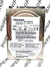 Toshiba 200GB MK2035GSS SATA (HDD2A30 B ZK01 S) Laptop HardDrive WIPED & TESTED!