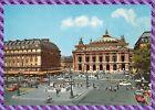 Carte Postale - Paris - La Place et le Théâtre de l'opéra