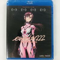 Evangelion 2.22: You Can (Not) Advance (Blu-ray Disc, 2011)