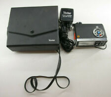 Vivitar Auto 281 Electronic Flash w/ Case - Vintage - UNTESTED - USED - P20C